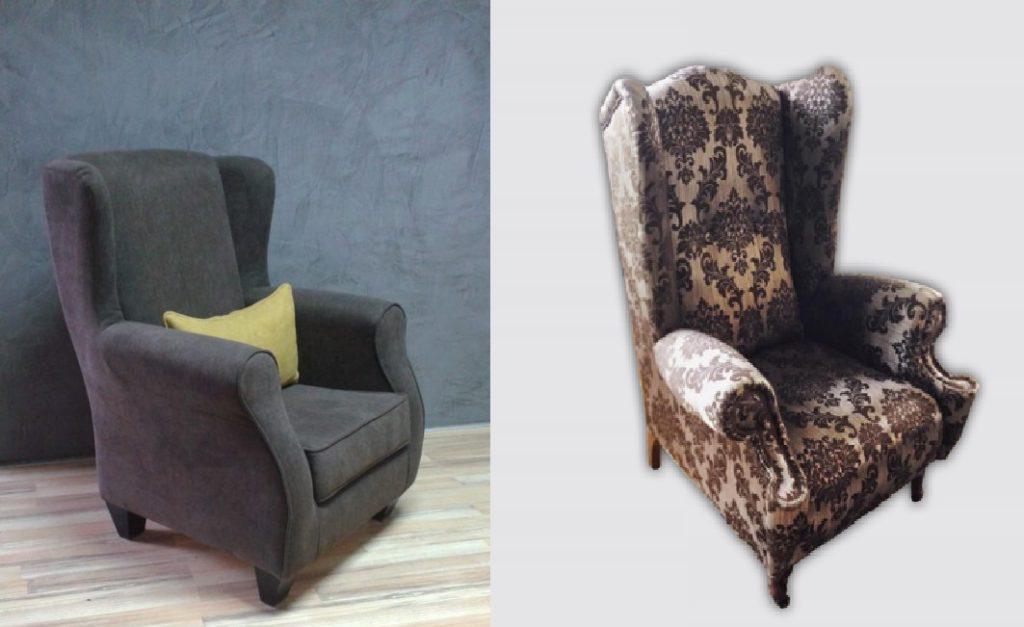 Tradicionalna fotelja