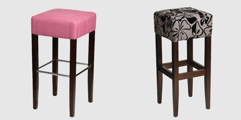 Barske stolice bez naslona