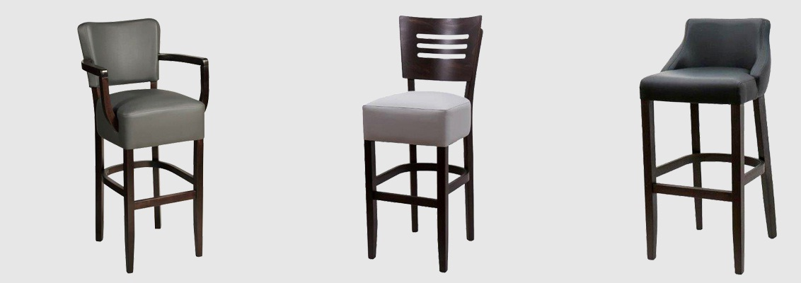 Stolice razlicitih visina