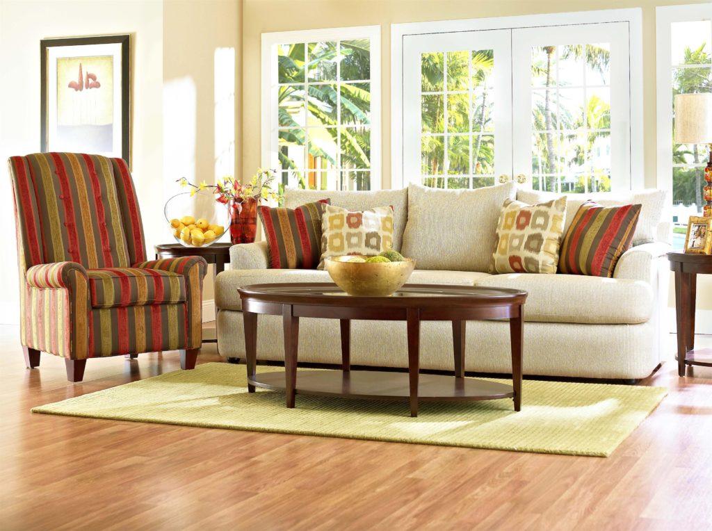 Klasicna fotelja se uvek uklapa u enterijer